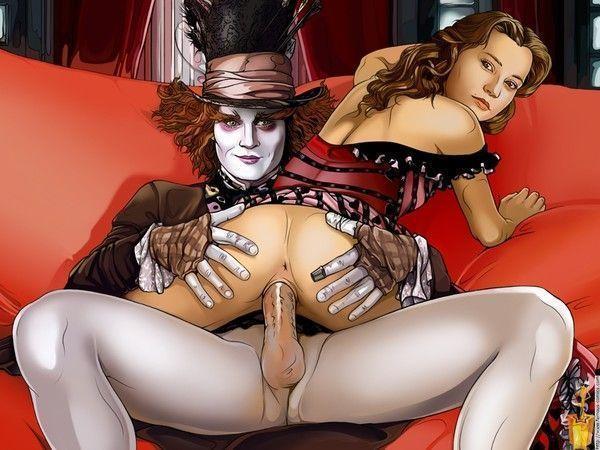 пиратки в стране порно чудес жена мешает вам